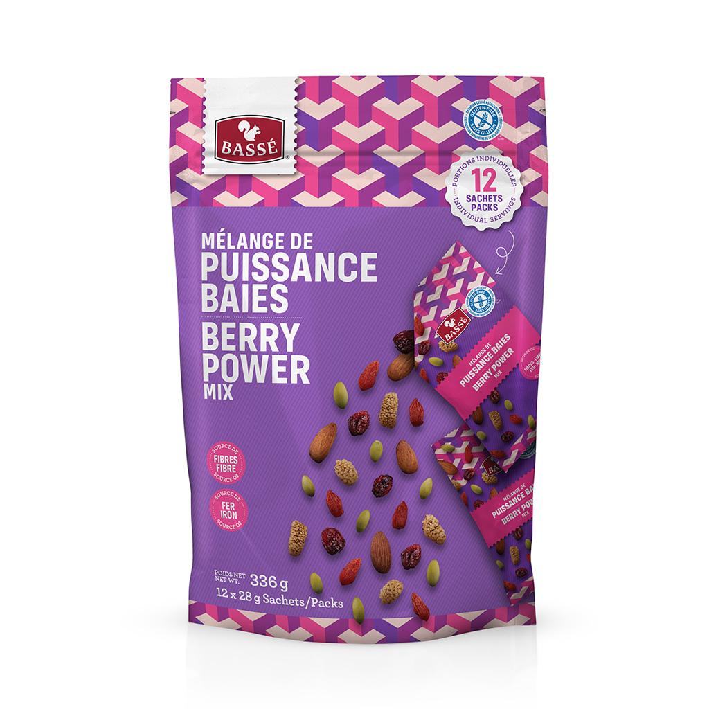 Bassé - Berry Power Mix